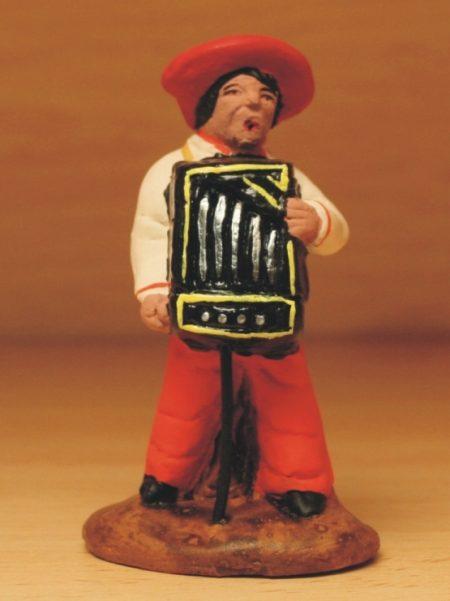 Joueur d'orgue de Barbarie