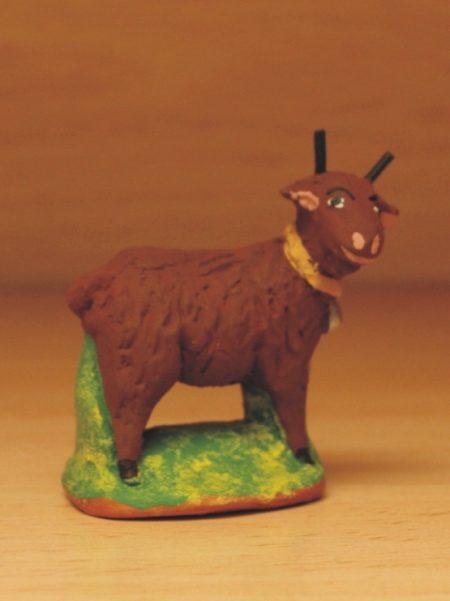 Chèvre marron