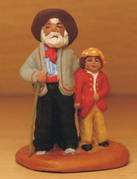 L'aveugle et son fils