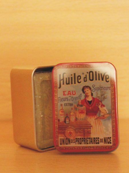 """Savon """"Olive"""" au beurre de karité"""