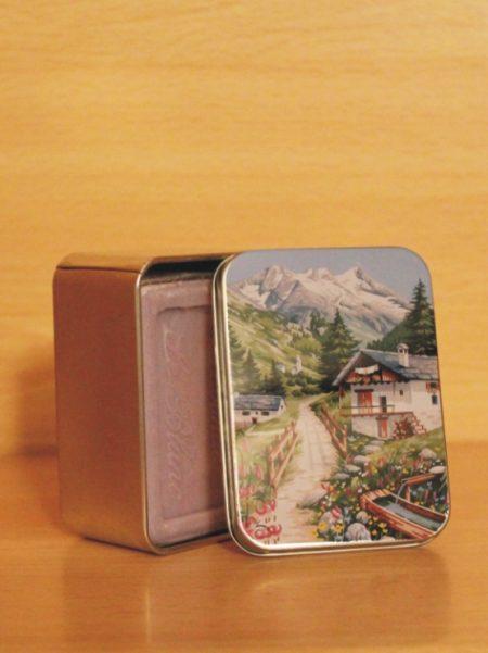 """Savon """"lavande Alpes"""" au beurre de karité"""